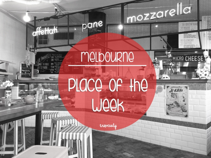 Melbourne Place of the Week No.1