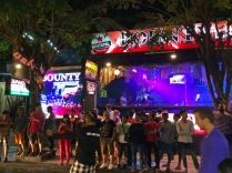 Party town Kuta