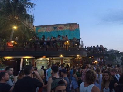Single Fin Beach Club