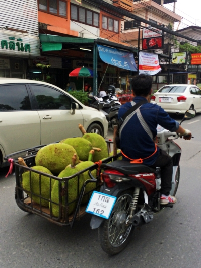 Durian transport