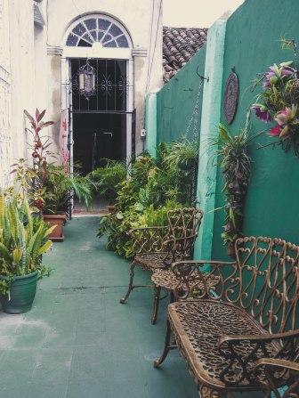 Casa Verde in Matanzas