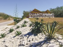 City Sign Guantanamo