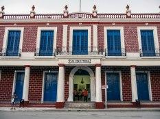 Casa Consistorial at Parque Calixto