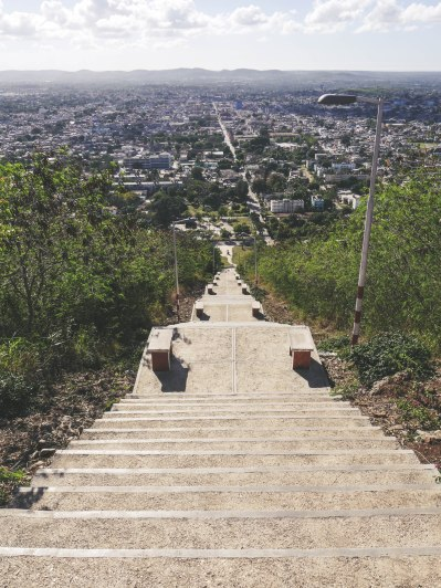 Loma de la Cruz: 458 steps