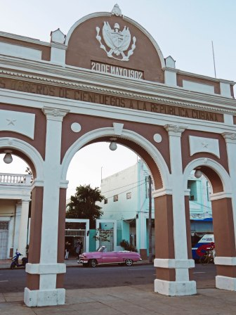 Arc in Cienfuegos