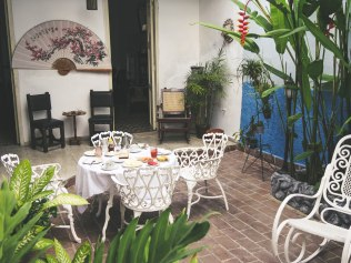 Casa Candeleria in Santa Clara