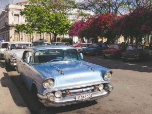 Classic Car in Matanzas