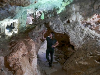 """Cave """"Cuevas de Bellamar"""""""