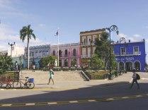 Sancti Spiritus Main Square